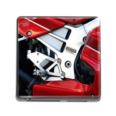 Footrests Motorcycle Page Memory Card Reader (Square)