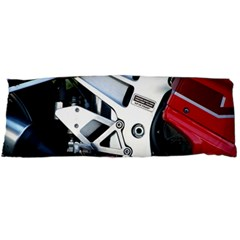 Footrests Motorcycle Page Body Pillow Case (Dakimakura)