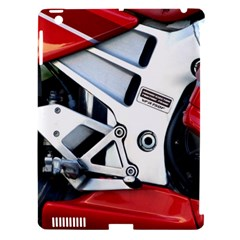 Footrests Motorcycle Page Apple iPad 3/4 Hardshell Case (Compatible with Smart Cover)