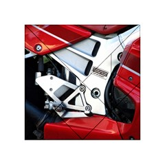 Footrests Motorcycle Page Acrylic Tangram Puzzle (4  X 4 )