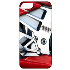 Footrests Motorcycle Page Apple Iphone 5 Classic Hardshell Case