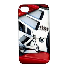 Footrests Motorcycle Page Apple iPhone 4/4S Hardshell Case with Stand