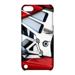 Footrests Motorcycle Page Apple iPod Touch 5 Hardshell Case with Stand
