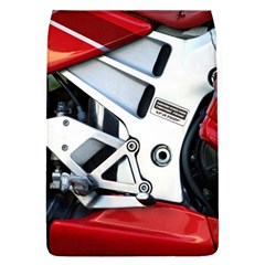 Footrests Motorcycle Page Flap Covers (L)