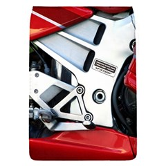 Footrests Motorcycle Page Flap Covers (S)
