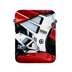 Footrests Motorcycle Page Apple iPad 2/3/4 Protective Soft Cases