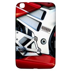 Footrests Motorcycle Page Samsung Galaxy Tab 3 (8 ) T3100 Hardshell Case