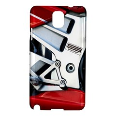 Footrests Motorcycle Page Samsung Galaxy Note 3 N9005 Hardshell Case