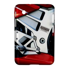 Footrests Motorcycle Page Samsung Galaxy Tab 2 (7 ) P3100 Hardshell Case