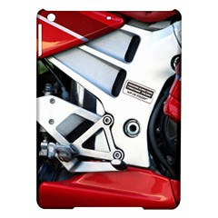 Footrests Motorcycle Page iPad Air Hardshell Cases