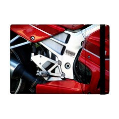 Footrests Motorcycle Page iPad Mini 2 Flip Cases