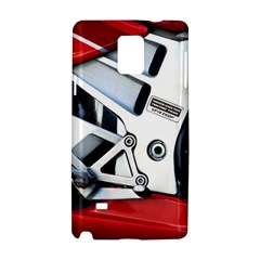 Footrests Motorcycle Page Samsung Galaxy Note 4 Hardshell Case