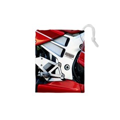 Footrests Motorcycle Page Drawstring Pouches (xs)