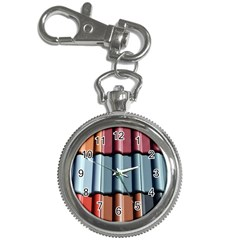 Shingle Roof Shingles Roofing Tile Key Chain Watches