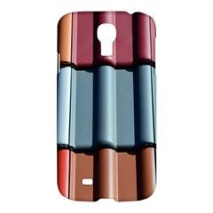 Shingle Roof Shingles Roofing Tile Samsung Galaxy S4 I9500/i9505 Hardshell Case