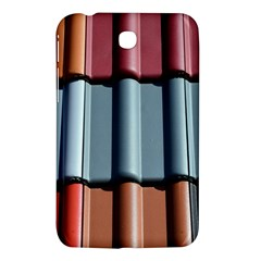 Shingle Roof Shingles Roofing Tile Samsung Galaxy Tab 3 (7 ) P3200 Hardshell Case