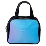 Background Graphics Lines Wave Classic Handbags (2 Sides) Back