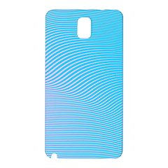 Background Graphics Lines Wave Samsung Galaxy Note 3 N9005 Hardshell Back Case