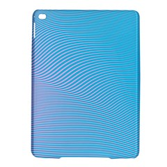 Background Graphics Lines Wave Ipad Air 2 Hardshell Cases