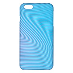Background Graphics Lines Wave iPhone 6 Plus/6S Plus TPU Case