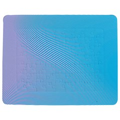 Background Graphics Lines Wave Jigsaw Puzzle Photo Stand (rectangular)