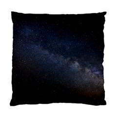 Cosmos Dark Hd Wallpaper Milky Way Standard Cushion Case (Two Sides)