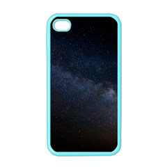 Cosmos Dark Hd Wallpaper Milky Way Apple iPhone 4 Case (Color)