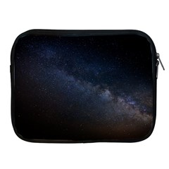 Cosmos Dark Hd Wallpaper Milky Way Apple iPad 2/3/4 Zipper Cases