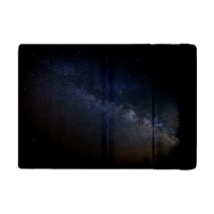 Cosmos Dark Hd Wallpaper Milky Way Ipad Mini 2 Flip Cases