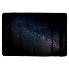 Cosmos Dark Hd Wallpaper Milky Way iPad Air Flip