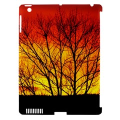 Sunset Abendstimmung Apple Ipad 3/4 Hardshell Case (compatible With Smart Cover)