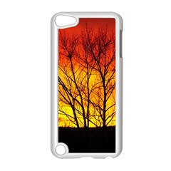 Sunset Abendstimmung Apple iPod Touch 5 Case (White)