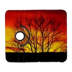 Sunset Abendstimmung Galaxy S3 (Flip/Folio)