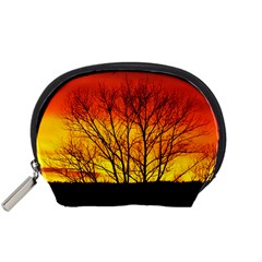 Sunset Abendstimmung Accessory Pouches (Small)