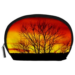Sunset Abendstimmung Accessory Pouches (large)