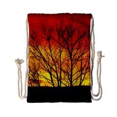 Sunset Abendstimmung Drawstring Bag (small)