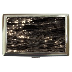 Lake Water Wave Mirroring Texture Cigarette Money Cases