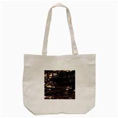 Lake Water Wave Mirroring Texture Tote Bag (cream)