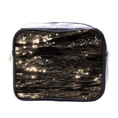 Lake Water Wave Mirroring Texture Mini Toiletries Bags