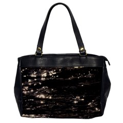 Lake Water Wave Mirroring Texture Office Handbags