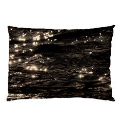 Lake Water Wave Mirroring Texture Pillow Case (two Sides)