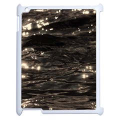 Lake Water Wave Mirroring Texture Apple Ipad 2 Case (white)