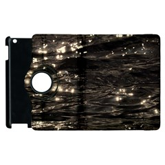 Lake Water Wave Mirroring Texture Apple Ipad 3/4 Flip 360 Case