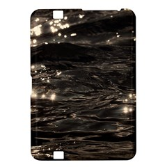 Lake Water Wave Mirroring Texture Kindle Fire HD 8.9