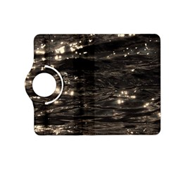 Lake Water Wave Mirroring Texture Kindle Fire Hd (2013) Flip 360 Case