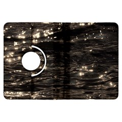 Lake Water Wave Mirroring Texture Kindle Fire Hdx Flip 360 Case