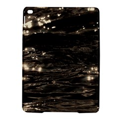 Lake Water Wave Mirroring Texture iPad Air 2 Hardshell Cases