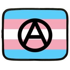 Anarchist Pride Netbook Case (XL)