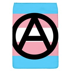 Anarchist Pride Flap Covers (S)