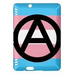 Anarchist Pride Kindle Fire HDX Hardshell Case